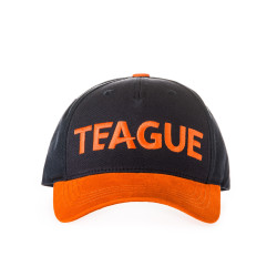 Classic Logo Cap - Navy & Orange