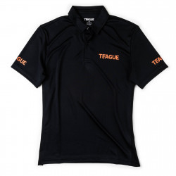 Teague Polo - Black