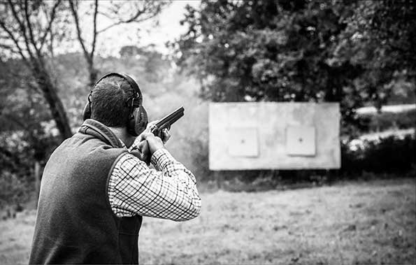 The Pattern of a Gun